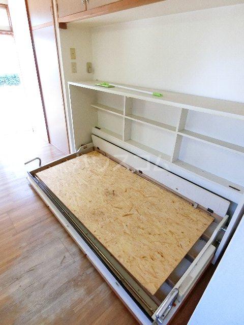 ソミュール七星No.11 102号室のトイレ