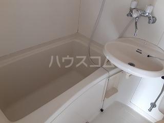 ハイツF 202号室の風呂