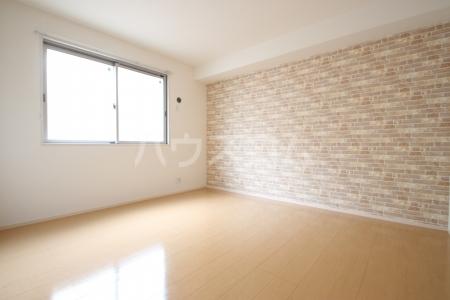 リヴェール21 202号室のベッドルーム