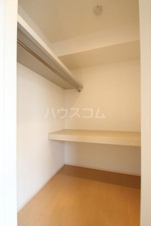 リヴェール21 202号室の収納