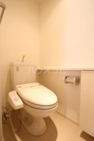 リヴェール21 202号室のトイレ