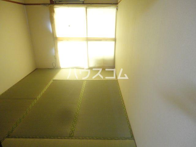 馳川アパート 3号室のリビング
