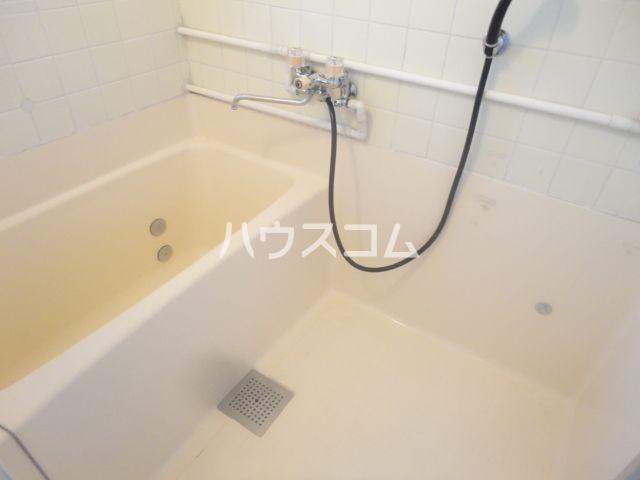 馳川アパート 3号室の風呂