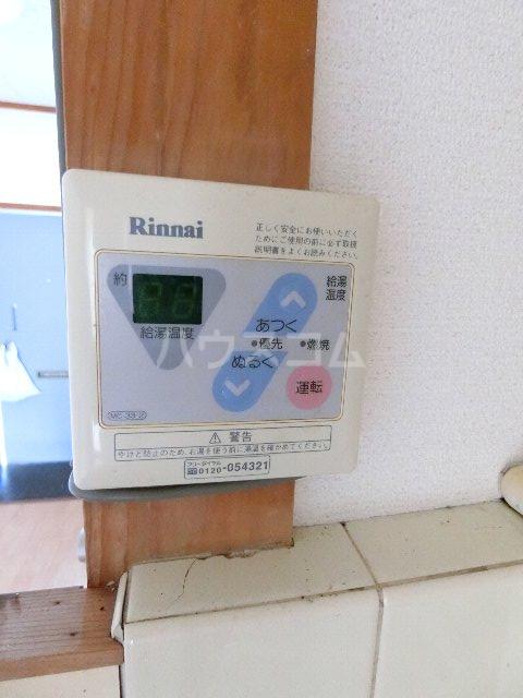 馳川アパート 3号室のセキュリティ