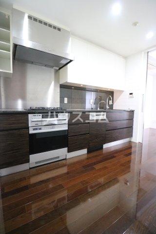 Brillia大濠一丁目 401号室のキッチン