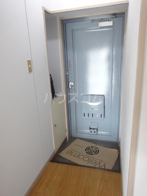 第1占部ビル 402号室の収納