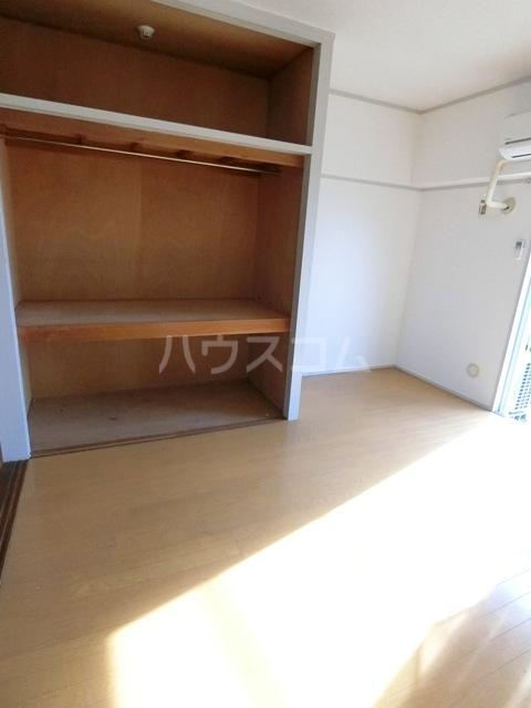 第1占部ビル 402号室のトイレ