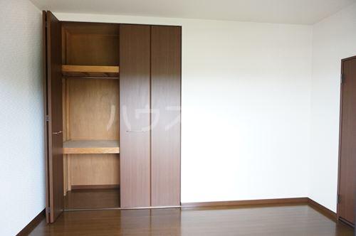 セントレージ博多 203号室のベッドルーム
