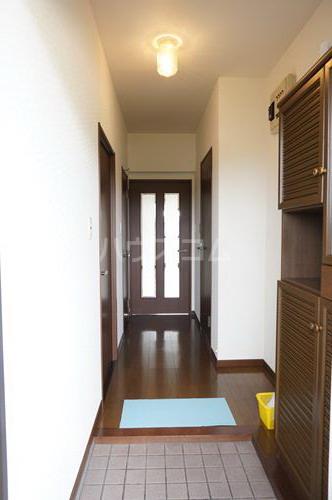 セントレージ博多 203号室の玄関