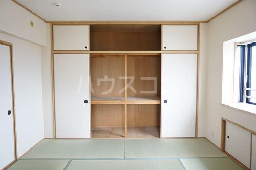 セントレージ博多 203号室の収納