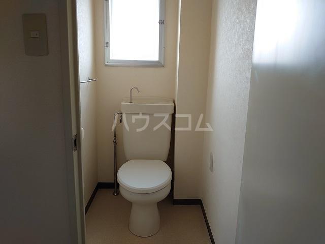 ウィンローレルマンション 203号室のトイレ