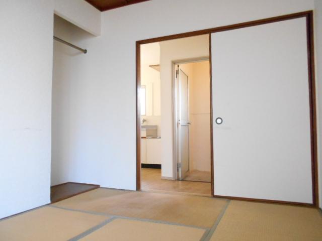 さくら荘1 8号室の収納