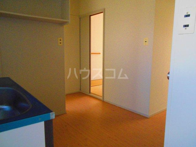 さくら荘1 8号室の居室