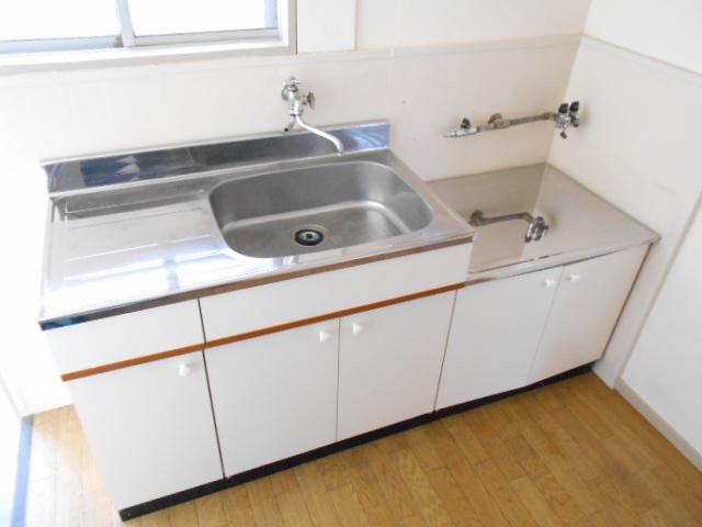 さくら荘1 8号室のキッチン