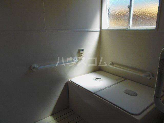 さくら荘1 8号室の風呂