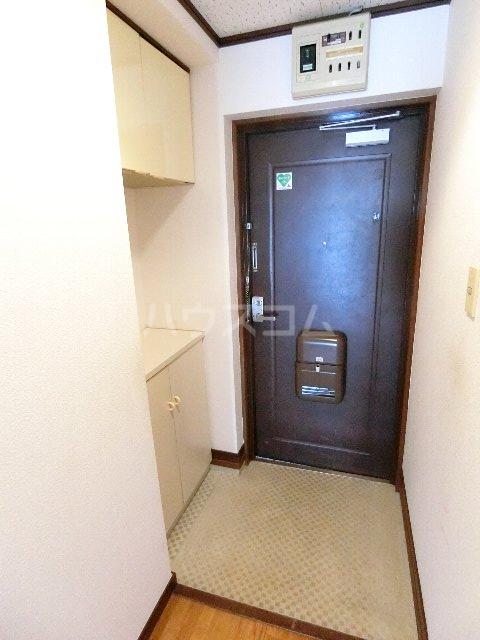 エステート筥松 301号室の玄関