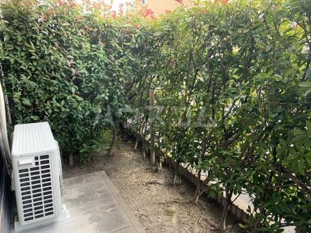 エスポワール宇美 102号室の庭