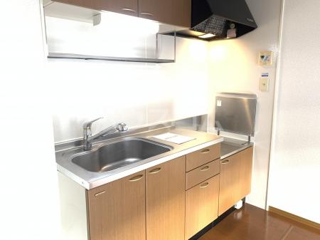 エスポワール宇美 102号室のキッチン