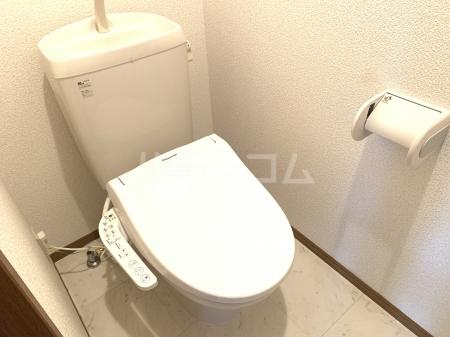 エスポワール宇美 102号室のトイレ