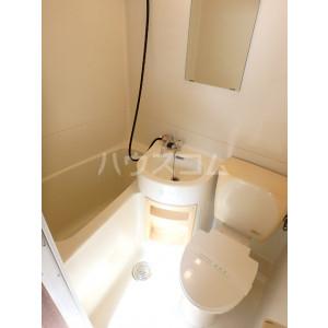 野間ローズパレス 401号室の風呂