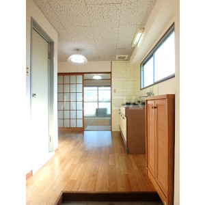 野間ローズパレス 401号室の玄関