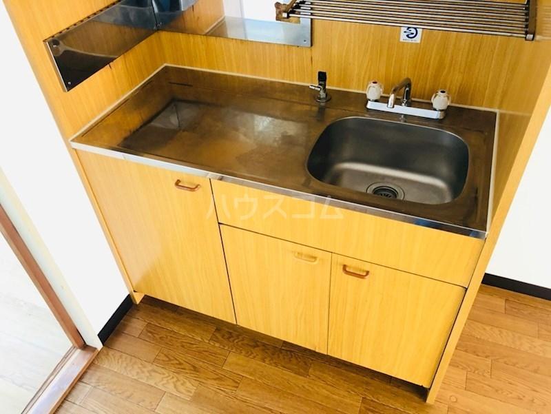 スカイハイツ井尻 202号室のキッチン