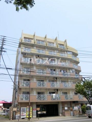 カーサ箱崎の外観