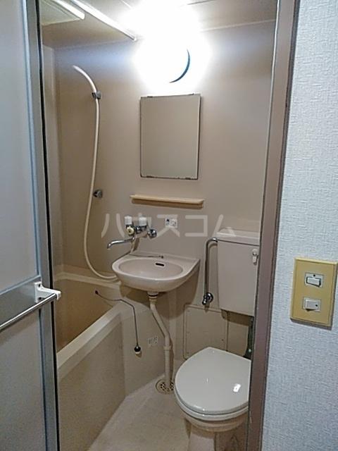 グレース桜 213号室の風呂