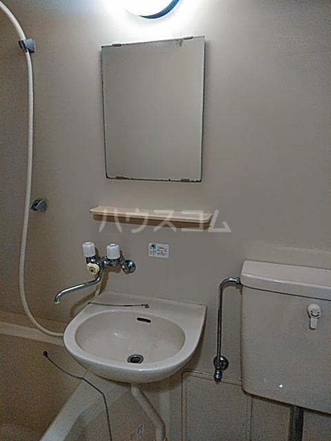 グレース桜 213号室のトイレ