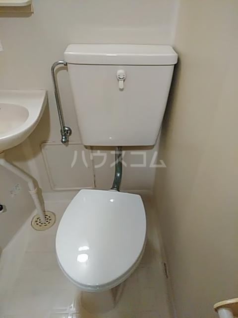 グレース桜 213号室の洗面所