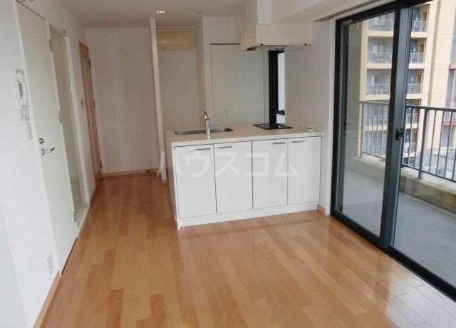 西新テングッドシティ サボイ 713号室のキッチン
