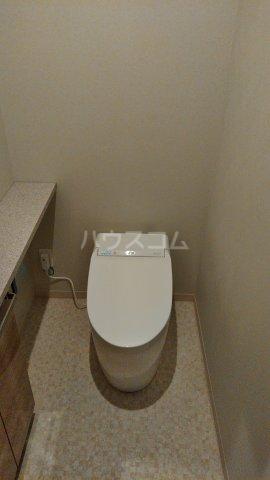 ARKM's-1 302号室のトイレ
