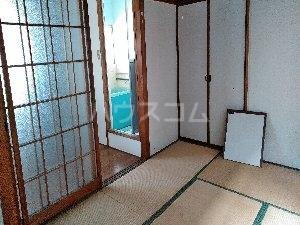 窪田ハイツ 207号室のベッドルーム