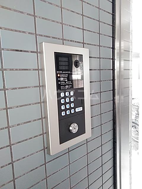 セレッソ高宮 504号室のセキュリティ