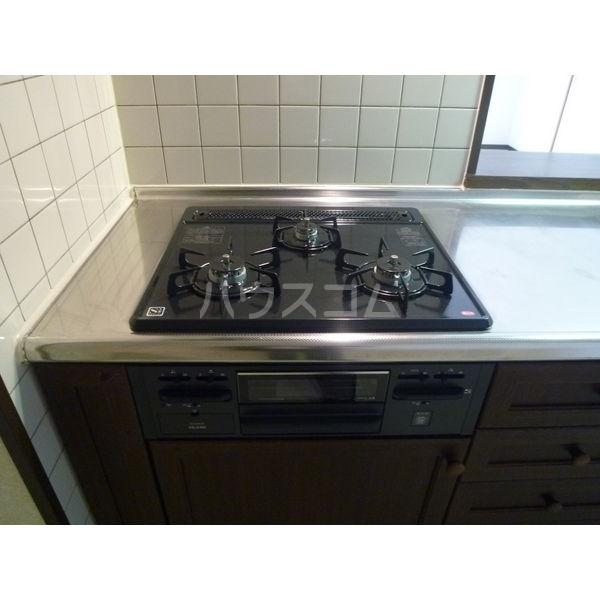 セレッソ高宮 504号室のキッチン