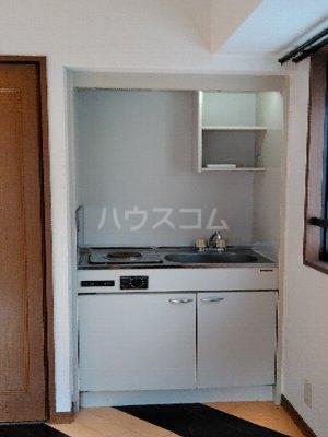 ダイアパレスエクセーブル九州大学前 703号室のキッチン