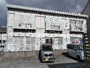 奥田ハイツ 201号室の景色