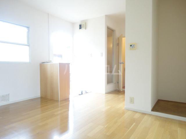 奥田ハイツ 201号室の玄関