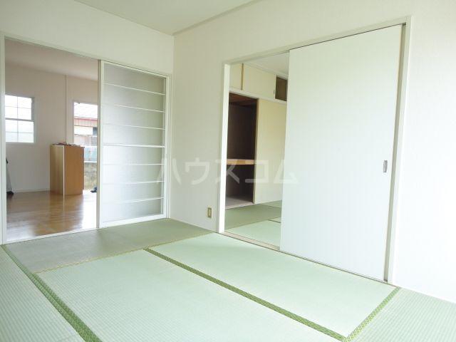 奥田ハイツ 201号室の居室