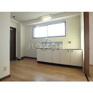 野間ローズパレス 302号室のキッチン