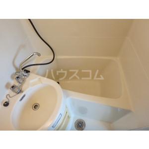 野間ローズパレス 302号室の風呂