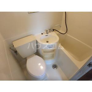 野間ローズパレス 302号室の洗面所