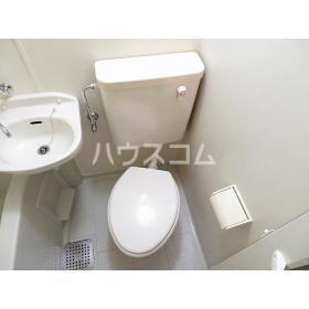 Studio Fujita 101号室のトイレ