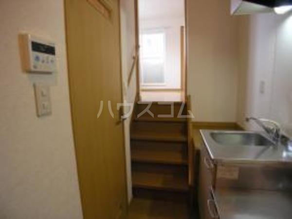 コンフォートベネフィス鳥飼Ⅰ 101号室のキッチン