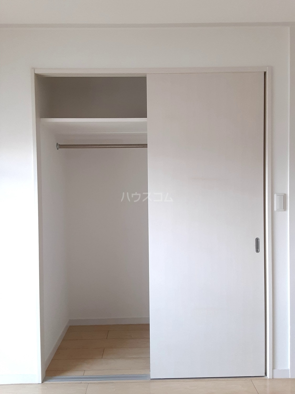 サンコーポタカキ 401号室の居室