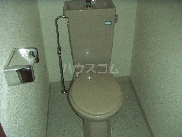 グレイス国府宮 504号室のトイレ