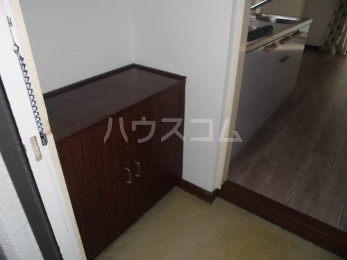 チサンマンション第二天神 207号室の玄関