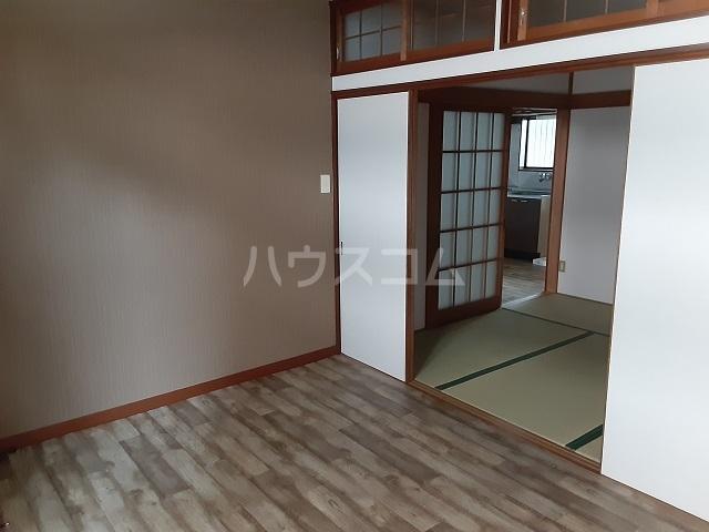 グリーンハイツヤマシゲ 103号室のキッチン
