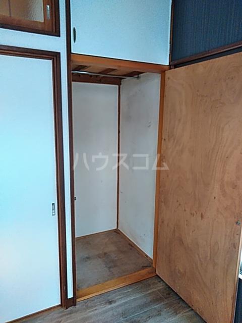 グリーンハイツヤマシゲ 103号室の収納