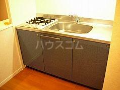 エンクレスト天神東 406号室のキッチン
